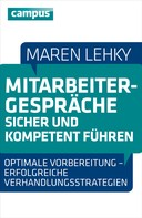 Maren Lehky: Mitarbeitergespräche sicher und kompetent führen ★★★★