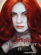 Sandra Baumgärtner: Seraphim: TEMPUS FUGIT