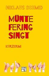Müntefering singt