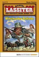 Jack Slade: Lassiter - Folge 2113 ★★★★★