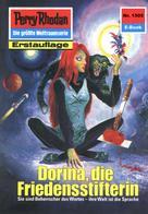 Marianne Sydow: Perry Rhodan 1505: Dorina, die Friedensstifterin ★★★★★