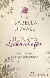 Henrys Leidenschaften - Anthologie