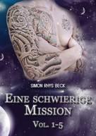 Simon Rhys Beck: Eine schwierige Mission ★★★★