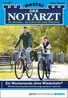 Karin Graf: Der Notarzt 348 - Arztroman