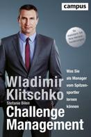 Wladimir Klitschko: Challenge Management ★★★
