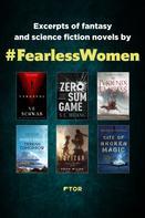 V. E. Schwab: Fearless Women Fall Sampler