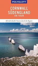 POLYGLOTT on tour Reiseführer Cornwall & Südengland - Ebook