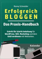 Erfolgreich Bloggen - Dein Blog Erfolg kommt nicht von allein!