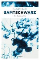 Marlene Bach: Samtschwarz