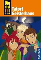 Maja von Vogel: Die drei !!!, 45, Tatort Geisterhaus (drei Ausrufezeichen)