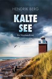 Kalte See - Ein Fall für Theo Krumme 5 - Ein Nordsee-Krimi