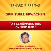 Spirituell erwachen - Die Schöpfung und ich sind eins - Geführte Meditation