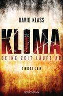 David Klass: Klima ★★★★★