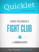 Sabrina Alipate: Quicklet on Fight Club by Chuck Palahniuk