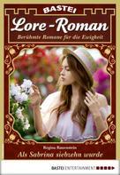 Regina Rauenstein: Lore-Roman 54 - Liebesroman