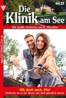 Britta Winckler: Die Klinik am See 31 – Arztroman ★★★★★