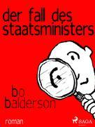 Bo Balderson: Der Fall des Staatsministers ★★★★★
