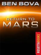 Ben Bova: Return to Mars ★★★★