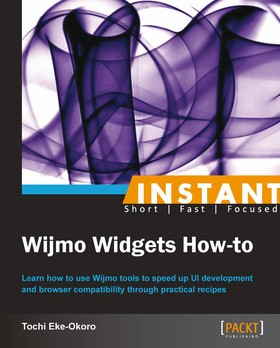 Instant Wijmo Widgets How-to
