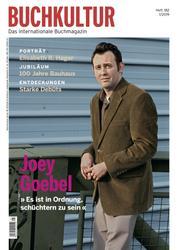 Buchkultur Magazin Nr. 182 - Das internationale Buchmagazin