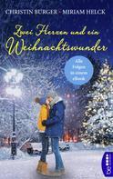 Christin Burger: Zwei Herzen und ein Weihnachtswunder ★★★