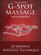 Yella Cremer: Mindful G-Spot Massage