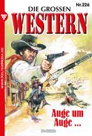 Joe Juhnke: Die großen Western 226