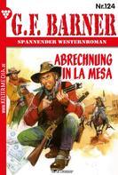 G.F. Barner: G.F. Barner 124 – Western ★★★★★