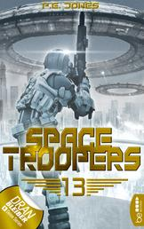Space Troopers - Folge 13 - Sturmfront