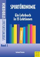 Gerhard Trosien: Sportökonomie