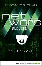 netwars - Der Code 2: Verrat - Thriller