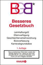 BGB - Besseres Gesetzbuch