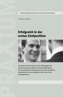 Andreas Ebneter: Erfolgreich in der ersten Chefposition
