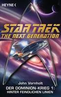 John Vornholt: Star Trek - The Next Generation: Hinter feindlichen Linien ★★★★★