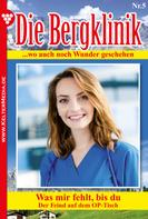 Hans-Peter Lehnert: Die Bergklinik 5 – Arztroman ★★★★