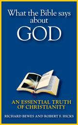 What the Bible Says about God - An Essential Truth of Christianity