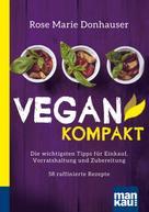 Rose Marie Donhauser: Vegan kompakt ★★★