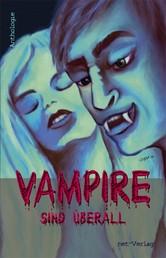 Vampire sind überall - Anthologie
