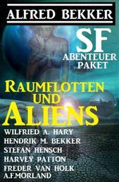 Raumflotten und Aliens: SF-Abenteuer Paket