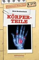 Dirk Breitenbach: Körperteile ★★★★