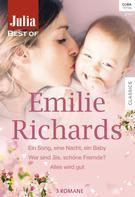 EMILIE RICHARDS: Julia Best of Band 223 ★★★★