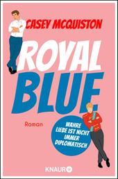 Royal Blue - Roman