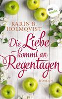 Karin B. Holmqvist: Die Liebe kommt an Regentagen ★★★★