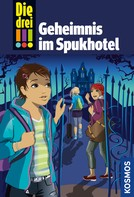 Maja von Vogel: Die drei !!!, 81, Geheimnis im Spukhotel (drei Ausrufezeichen) ★★★★★