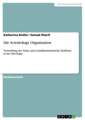 Die Scientology Organisation