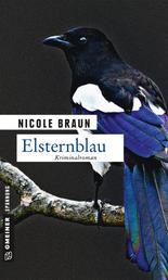 Elsternblau - Der zweite Fall für Edgar Brix