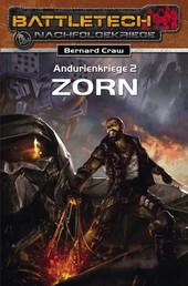 BattleTech 21: Andurienkriege 2 - Zorn