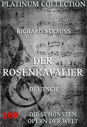 Der Rosenkavalier - Die Opern der Welt