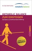 Wolf Funfack: metabolic balance Zum Einsteigen ★★★