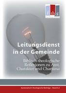 Locher, Marcel: Leitungsdienst in der Gemeinde ★★★